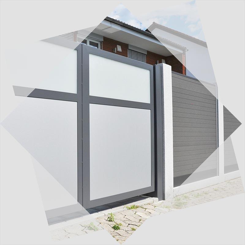À proximité de Génolhac, un grand choix de fenêtres et portes-fenêtres alu